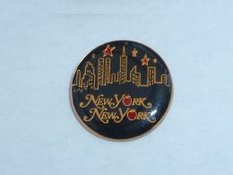 Pin's NEW YORK - NEW YORK - Villes