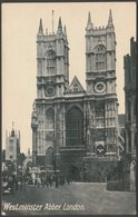 Westminster Abbey, London, C.1910 - Classical Series Postcard - Westminster Abbey