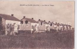 CPA BRAZEY EN PLAINE 21 LES CITES DU TISSAGE - Other Municipalities