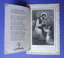 IMAGE PIEUSE   CANIVET  A SYSTÈME   ED  :LETAILLE  HISTOIRE D'UN CIBOIRE DORE - Images Religieuses