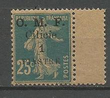 CILICIE N° 92 Type 1  NEUF** LUXE SANS CHARNIERE  / MNH - Unused Stamps
