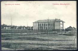 RÁKOSLIGET 1907. Régi Képeslap  /  RÁKOSLIGET 1907 Vintage Pic. P.card - Hungary