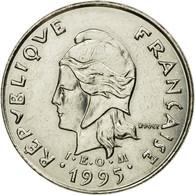 Monnaie, French Polynesia, 10 Francs, 1995, Paris, TTB+, Nickel, KM:8 - French Polynesia