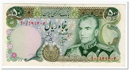 IRAN,50 RIALS (1974-1979)P.101c,aXF - Iran