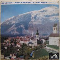 """Mariely Gerber  Bundner Landlerkapelle Calanda Vol. 3  VG+ / VG+ 7"""" - Country & Folk"""