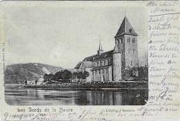 HASTIERE - L'Eglise - Carte Précurseur - Oblitération De 1902 - Nels, Série 7, N° 17 - Hastière