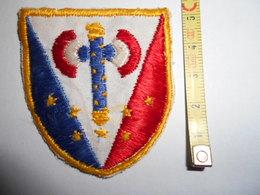 Insigne Tissu Epoque Marechal Petain Francisque / Chantiers De Jeunesse - 1939-45