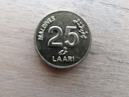 Maldives  25  Laari  2008  Km 71a - Malediven