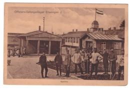ELLWANGEN - Offiziers-Gefangenlager - Kantina  (carte Animée) - Ellwangen