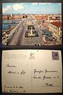 (FG.K59) LIVORNO - PIAZZA MICHELI E MONUMENTO QUATTRO MORI - Livorno