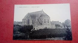 Saint-Lyphard (Lyphart) - Abside De L'Eglise / Editions Chapeau N°4 - Saint-Lyphard