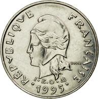 Monnaie, Nouvelle-Calédonie, 10 Francs, 1995, Paris, SUP, Nickel, KM:11 - Nouvelle-Calédonie