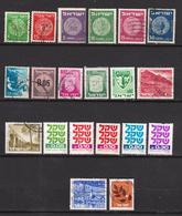 ISRAEL - Collection Depuis 1948 à Moderne - 20 Timbres Neufs Et Oblitérés - Collections, Lots & Séries