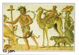 Mosaîques Romaines (Procession Dionysiaque 2éme Siècle ) Musée El Jem - Tunisia