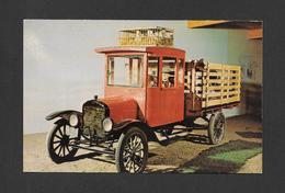 AUTOMOBILE - Québec Granby - FORD 1918 - Musée D'automobiles De Granby - Granby Car Museum - Voitures De Tourisme