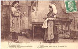 En Limousin Je Reviens De La Pêche Aux Goujons - Personaggi