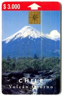 CL-CTC-0034 - Volcan Osorno (chip GEM1A) - Chili
