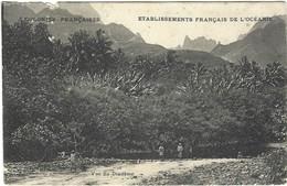 Etablissements Français De L'océanie - Vue Du Diadême - French Polynesia