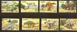 Nauru 2006 Yvertn° 587-594  *** MNH Cote 21 Euro Faune Préhistorique - Nauru
