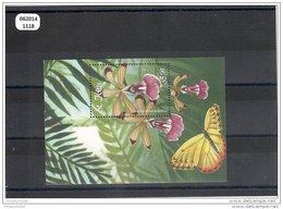 SAINT KITTS 2001 - YT BF N° 45 NEUF SANS CHARNIERE ** (MNH) GOMME D'ORIGINE LUXE - St.Kitts-et-Nevis ( 1983-...)