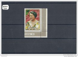 COOK 1980 - YT N° 561 NEUF SANS CHARNIERE ** (MNH) GOMME D'ORIGINE LUXE - Cook Islands
