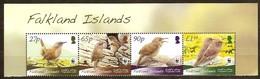 Falkland Islands Micheln° 1078-81  *** MNH Faune Oiseaux Vogels Birds WWF - Falkland