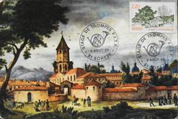 CP. Evenementiel - Stage De Trompes F.I.T.F. - Soreze  Le 3.8.1989 - TB. état - Musik