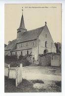 CPA 76 Environs De Dieppe Sainte Marguerite Sur Mer L'Église 2279 - Dieppe