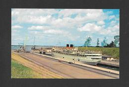 BATEAUX - MONTREAL - ONTARIO - THE ST LAWRENCE SEAWAY AND POWER PROJECT CANADA - Autres