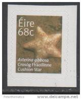 IRELAND , 2015, MNH, MARINE LIFE, STARFISH, SINGLE SELF-ADHESIVE VALUE EX. BOOKLET OF 10 - Maritiem Leven