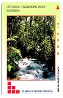 Telkom Indonesia - PT. Benusa Trikom Persada: Hutan (Forests) - Indonesia