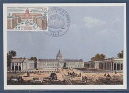= Encouragement à L'industrie 1806 Histoire De France N°1775 Carte Postale Premier Jour Paris 24.11.73 - 1970-79