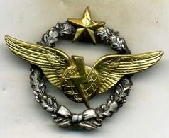 Insigne Brevet  Radio Navigateur___drago - Armée De L'air