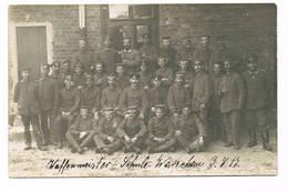 WARSCHAU  GERMAN ARMY  DUITS LEGER ARMEE ALLEMANDE 14/18 - Polen