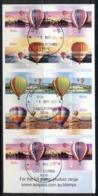 Australia 2008 Up Up & Away, Balloons P&S Booklet FU - 2000-09 Elizabeth II