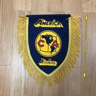 Flag (Pennant / Banderín) ZA000054 - Football (Soccer / Calcio) Mexico Club América (America) - Habillement, Souvenirs & Autres