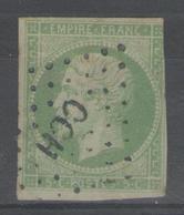 Colonies Générale:  N°8 Oblitéré CCH       - Cote 500€ - - Napoléon III.