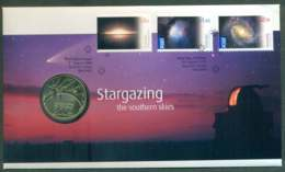 Australia 2009 Stargazing Southern Skies PNC (fv $14.95) Lot49236 - 2000-09 Elizabeth II