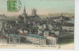 SUISSE - LAUSANNE à Vol D'oiseau - VD Vaud
