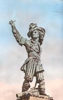 DUNKERQUE    Statue De Jean Bart (flamme Dunkerque Grand Port) - Dunkerque