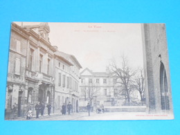 81 ) Saint-sulpice  - N° 656 - La Mairie  : Année  : EDIT : Labouche - Saint Sulpice