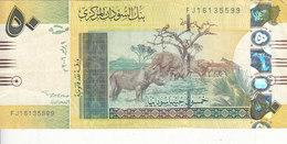 SUDAN 50 POUNDS 2006  P-66 AVF REPLACEMENT EJ 16135599  /* - Soudan