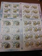 Sowjetunion KLEINBOGEN Russland Russia 1987 WWF Eisbären 5694-5697 Postfrisch - Ungebraucht