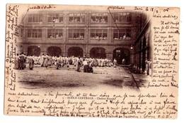 2651 -  Paris ( IIIe ) - Ecole Centrale - Chahut , Bizuth - N°3 - A.B. édit. à Paris - - Schools