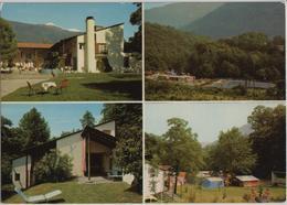 Feriendorf VPOD, 6981 Sessa .- Hotel, Bungalows, Schwimmbad, Camping - Photo: Engelberger - TI Tessin