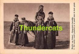 CPA MISSIEN VAN SCHEUT MONGOLIA MONGOLIE MONGOOLSCH HUWELIJK - Mongolie