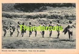 CPA MISSIEN VAN SCHEUT  PHILIPPINES - Philippines