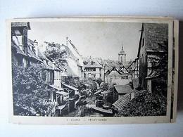 FRANCE - Lot 72 - 50 Anciennes Cartes Postales Différentes - Postcards