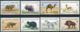 Tunesië  Fauna - Stamps
