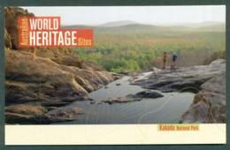 Australia 2010 World Heritage Sites POP Lot27900 - Nuovi